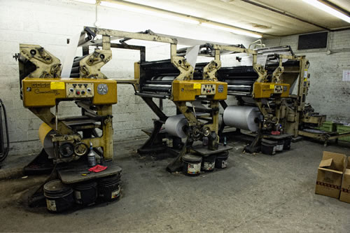 Presses in Clay Center