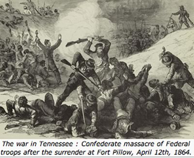 Fort Pillow Massacre