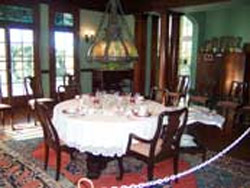 Brown Mansion Dining Room