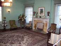 Brown Mansion parlor