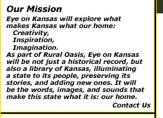 Eye on Kansas Magazine Blank Image
